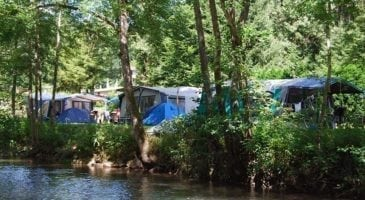 Campings tranquille Italie