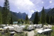 Camping larchwiese